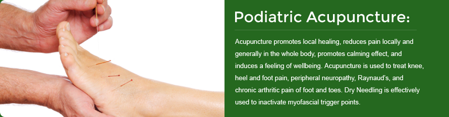 Podiatric Accupunture Ballinasloe